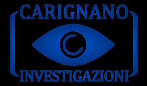 logo carignano investigazioni